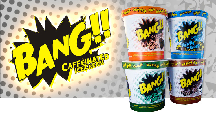 Ice cream gang bang