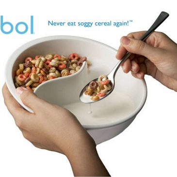 Obol – Never Soggy Cereal Bowl