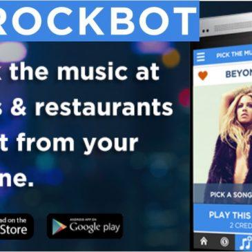 Rockbot – Social Jukebox App