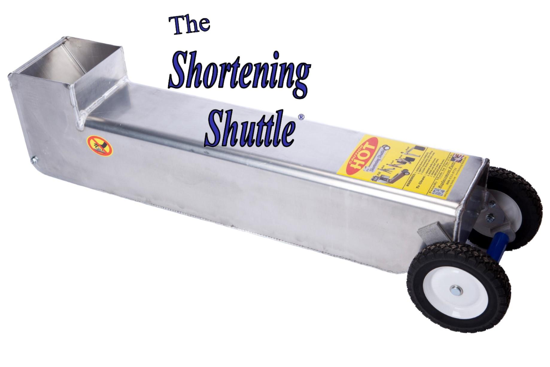 The Shortening Shuttle 174 The Cool Restaurant Catalog